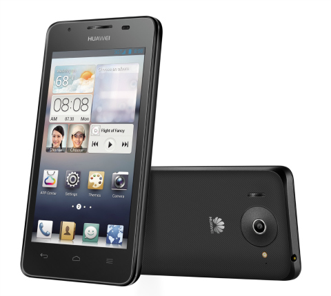 Huawei Ascend G510 Specs and Price