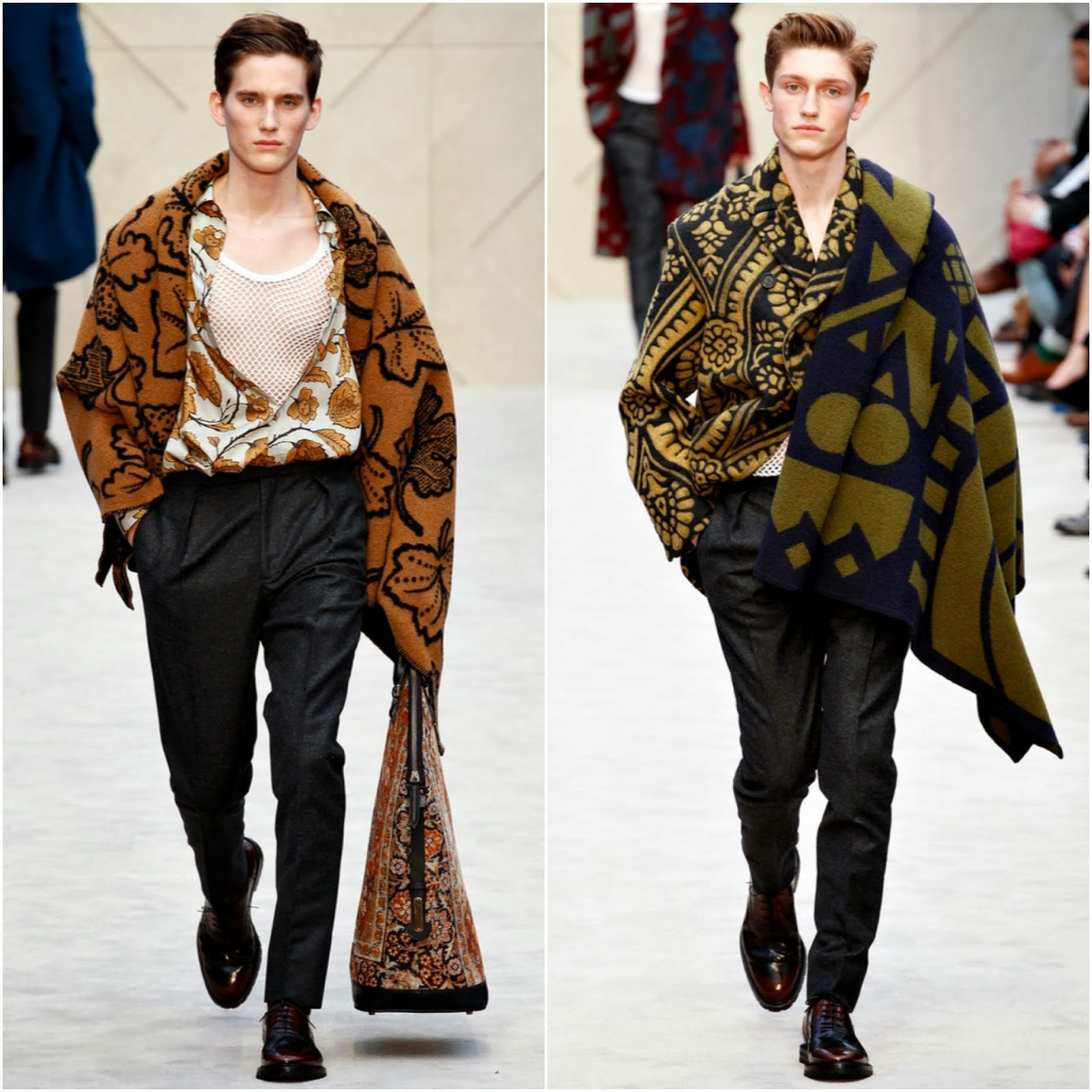 Style stalking Louis-Marie de Castelbajac at the 'Dries Van Noten: Inspirations' Preview