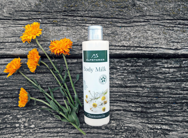 AlpStories Body Milk Chamomile