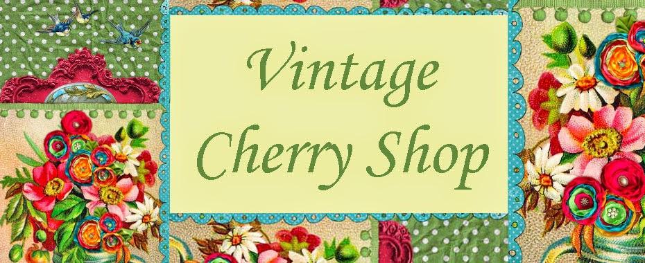 Vintage Cherry Shop