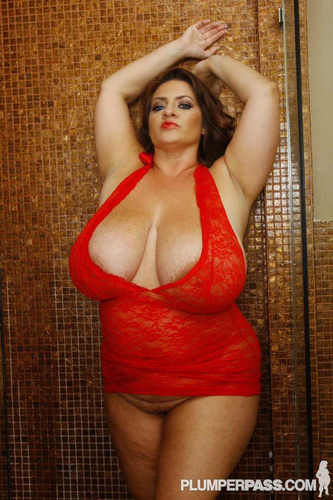Толстая женщина с большими сиськами 27 фотография