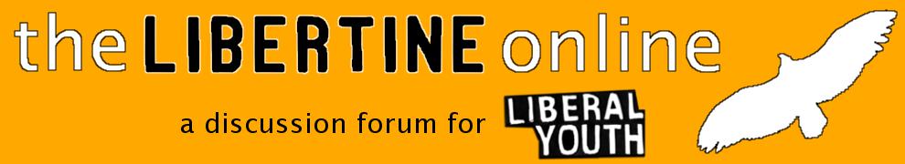 The Libertine Online