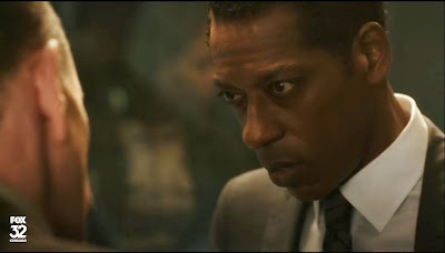 Orlando Jones Captain Frank Irving Sleepy Hollow pilot