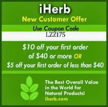 iherb.com discount coupon