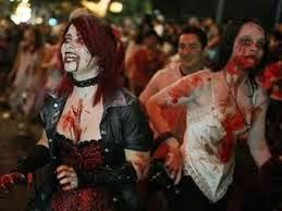 zombis en la ciudad