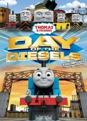 Ver Thomas and Friends. Day of the Diesels (2011) Online