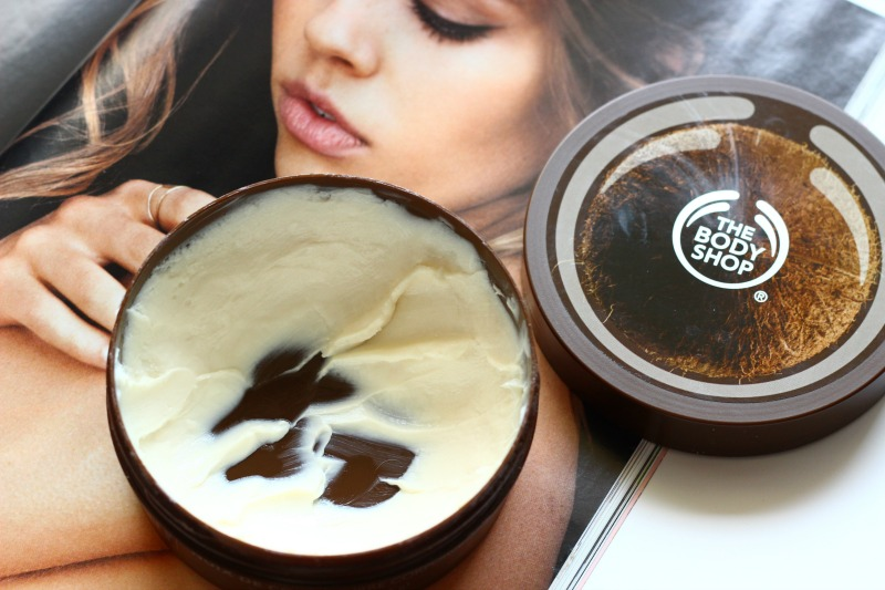 THE BODY SHOP  Coconut Butter