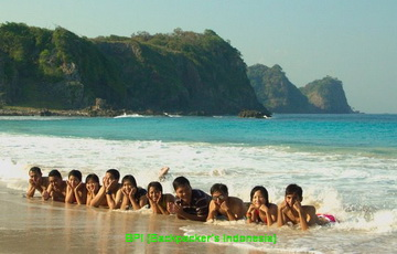 Gila-gilaan di Sangiang 25-27 Mei 2012