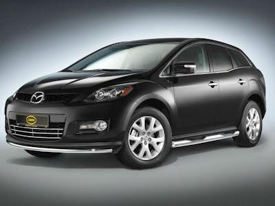 Cabin Air Filter - Filter AC Mazda CX7
