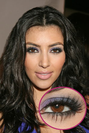 Kim Kardashian makeup Wallpapers Kim Kardashian makeup No
