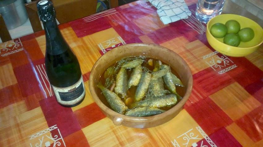 Ha començat l'època de les sardines