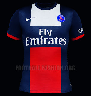 Jersey-Paris-Saint-Germain