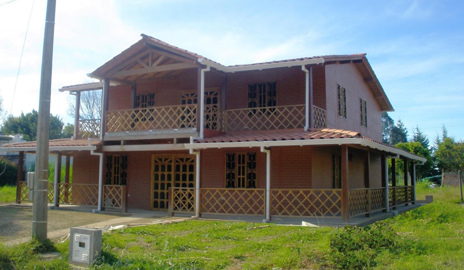 Casas prefabricadas casa real casas de dos niveles - Casas prefabricadas de ...