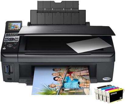 impressora epson stylus tx105 driver