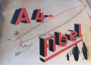 A4 - Fibel 1944, (V-2 Rocket, Aggregat 4 (A-4), users manual 1944).