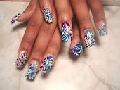 #12 Nail Art Design