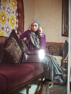 busana muslim stylish