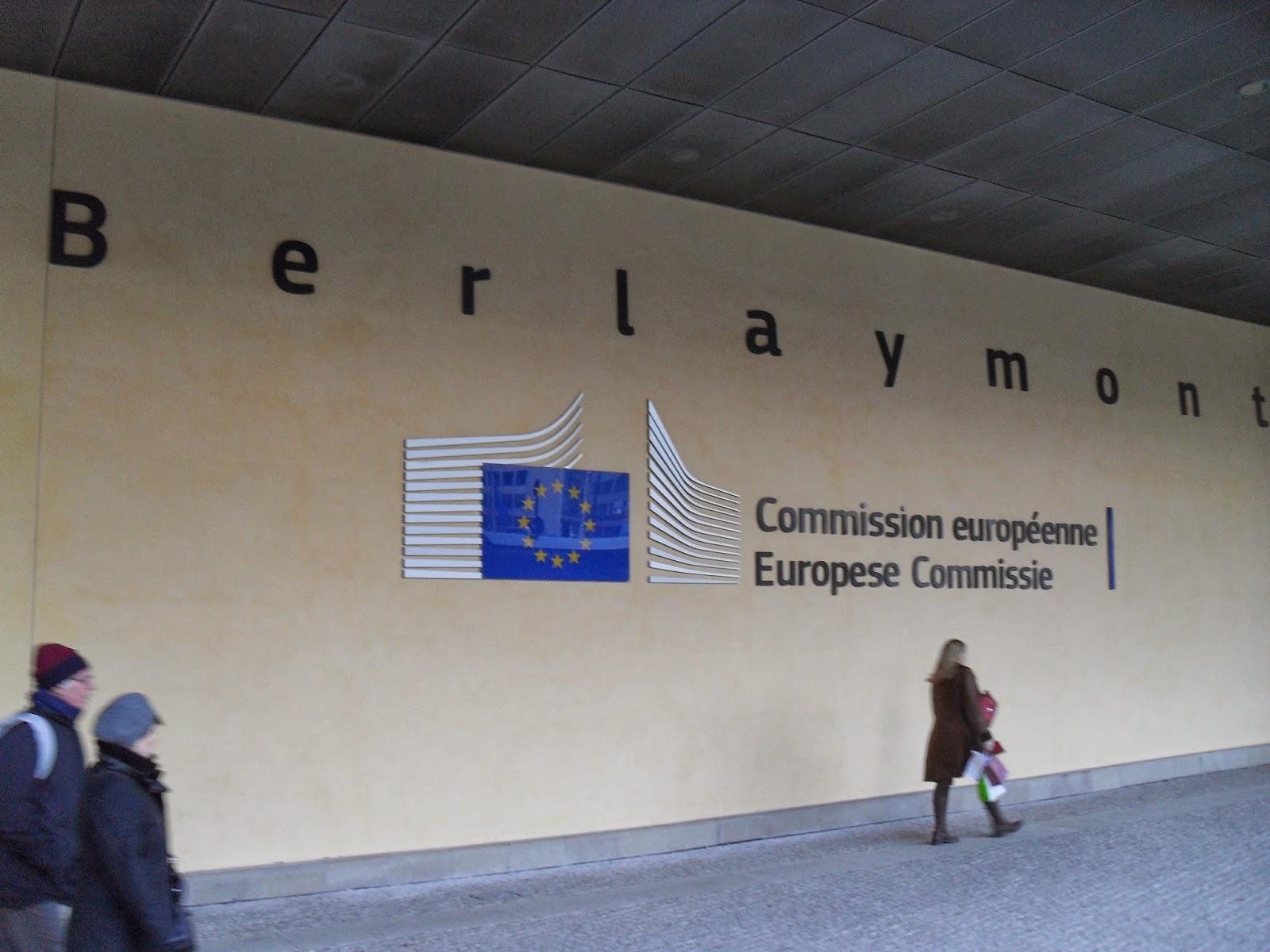 Berlaymont Bruselas