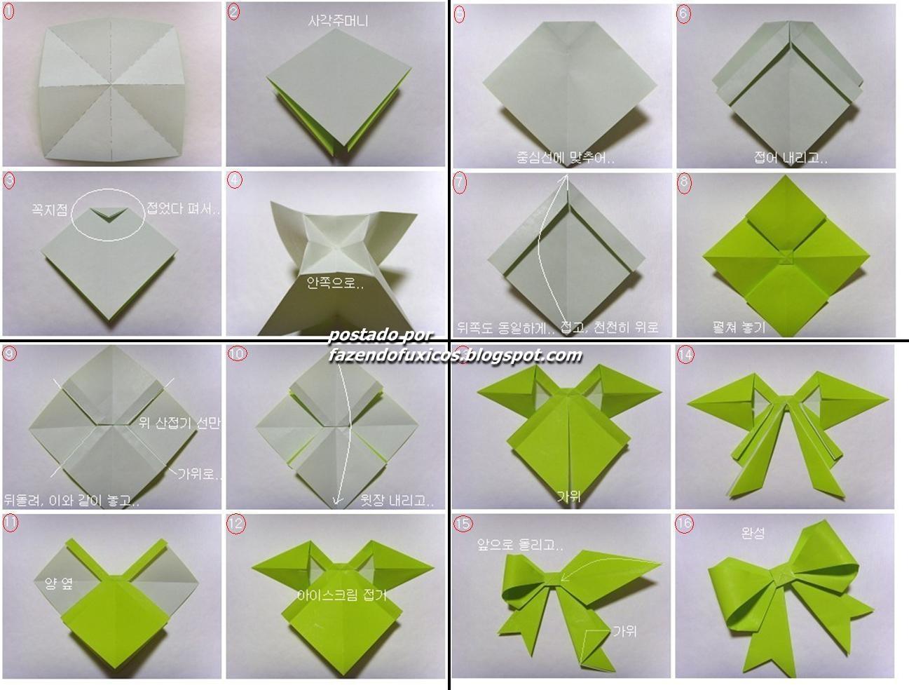 Как сделать оригами своими руками поэтапно