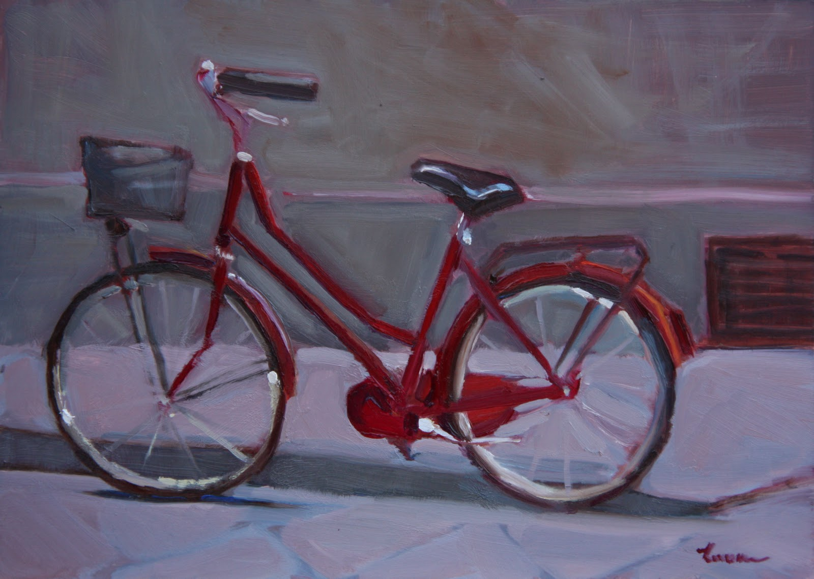 It 39 s a bike and it must be ridden or page 2 for Bicycle painting near me