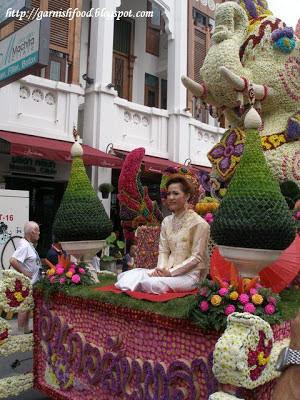 flower festival thailand travel 2013 chiang mai