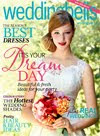 Featured in weddingbells Spring/Summer 2013