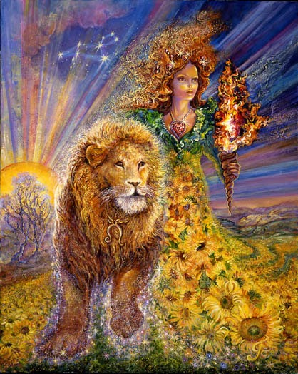New Moon In Leo ~ July 26th
