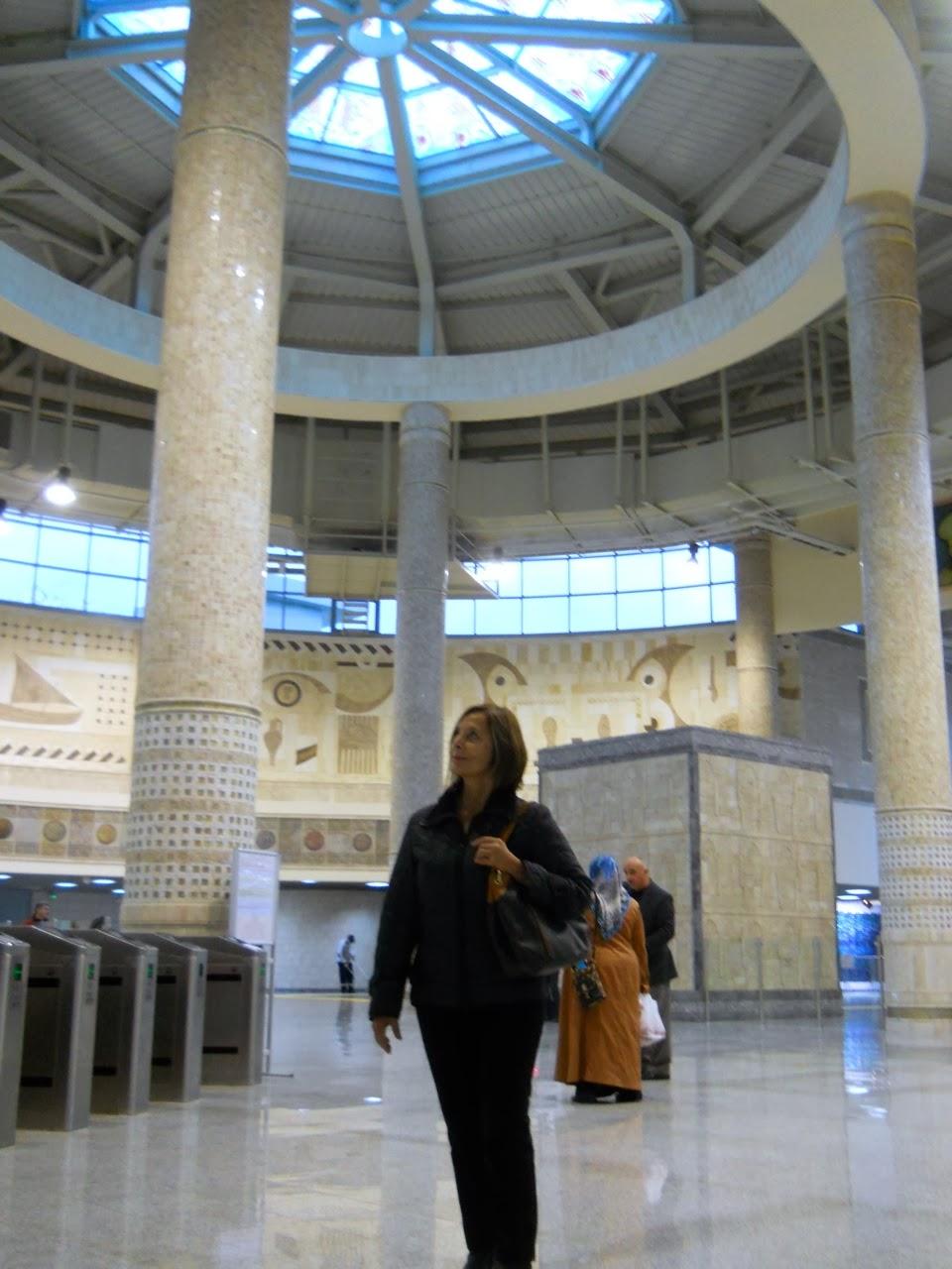 Yenikapı Metro Station