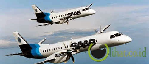 SAAB 2000 MPA (Swedia)