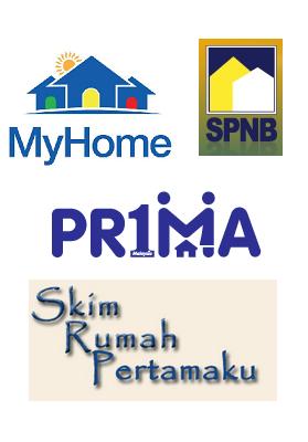 MyHome, PR1MA, Rumah Mampu Milik SPNB, dan Skim Rumah Pertamaku