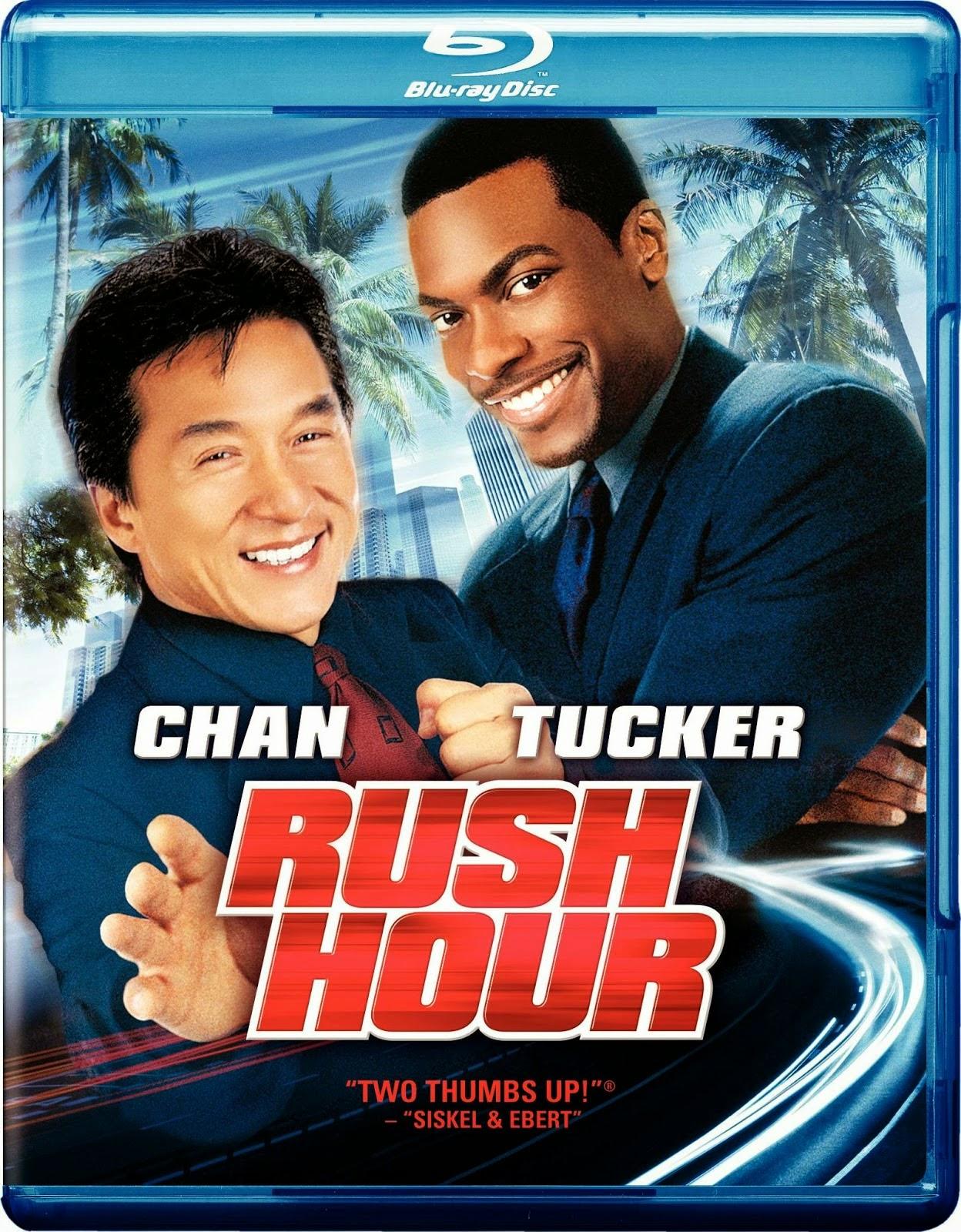 Rush Hour  1998  คู่ใหญ่ฟัดเต็มสปีด ภาค 1