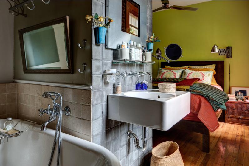 Interior estilo industrial a todo color virlova style - Todo casa decoracion ...