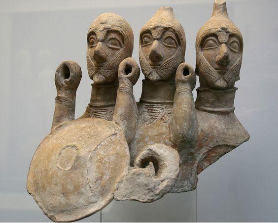 Αχαιοι Πολεμιστες της Κυπρου