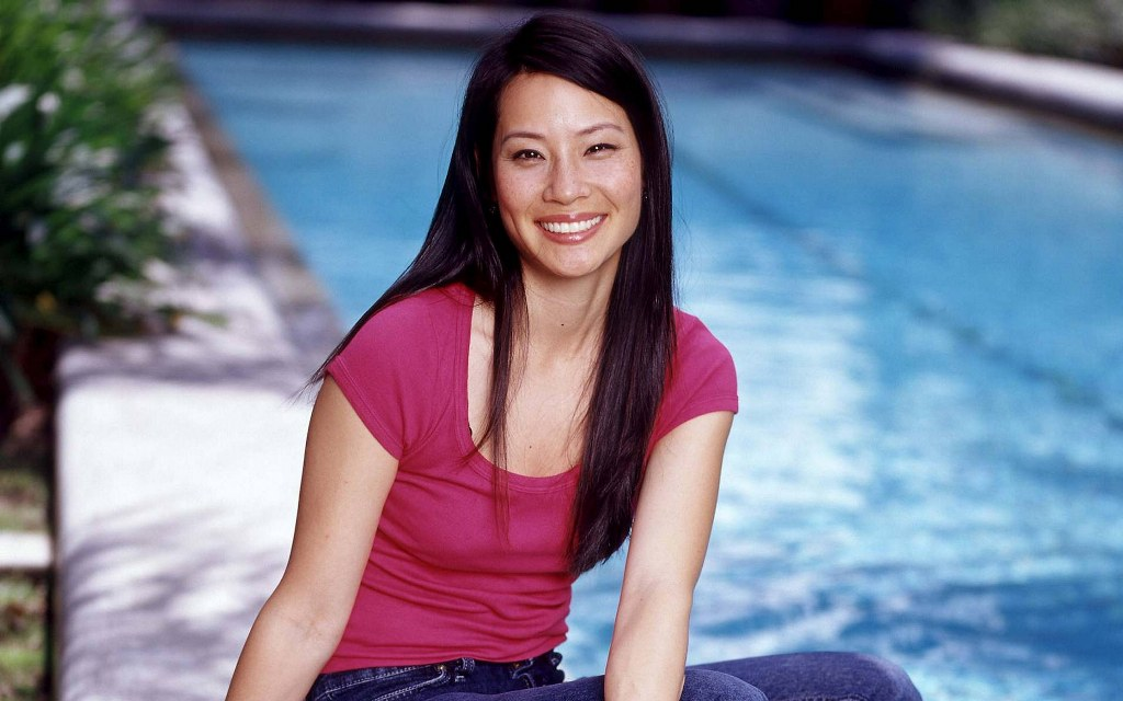 Hollywood Actress Gallery: Lucy Liu Wallpaper Gallery
