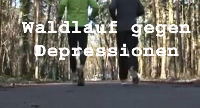 Sport gegen Depressionen
