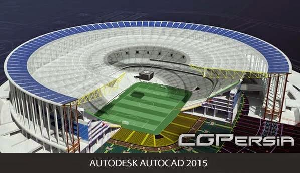 AutoCAD 2015 - Những tính năng mới hàng đầu