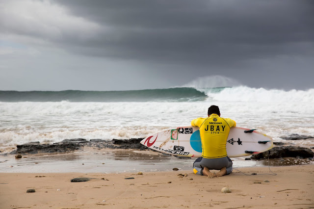 Gabriel Medina Jbay Open 2014 Photo: Sacha Specker