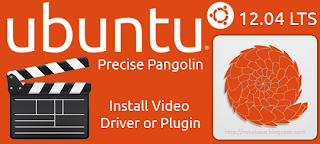 Install Driver Plugin Video Ubuntu 12.04