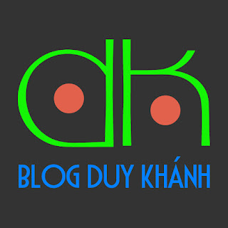 Template Blog Duy Khanh