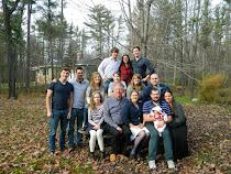 Thompson Family 2014