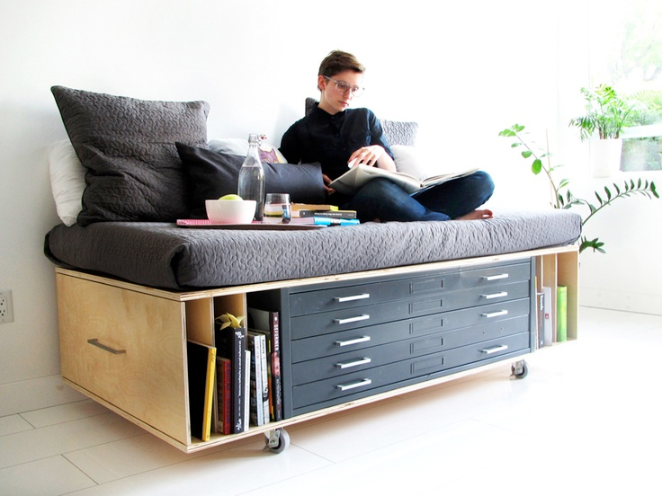 Alanna Cavanagh Ingenious Double Duty furniture