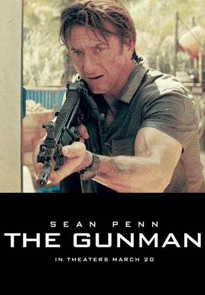 Info review Sinopsis Film The Gunman (2015)
