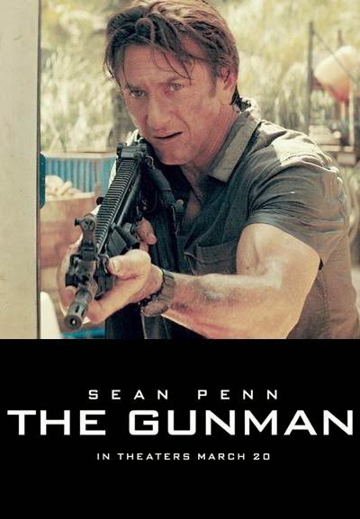 Info review Sinopsis Film The Gunman (2015)