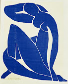 Henri Matisse - Nud Bleu