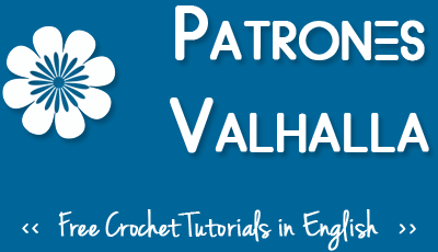 PATRONES VALHALLA // Free Crochet Patterns