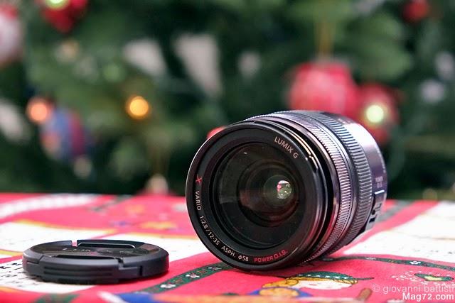 Fotografia del Panasonic G X Vario 12-35mm f/2.8