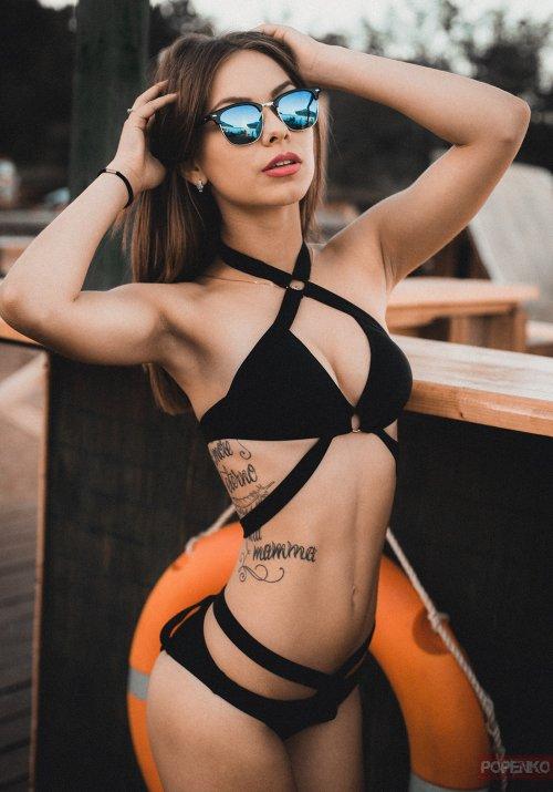 Andrey Popenko fotografia mulheres modelos sensuais
