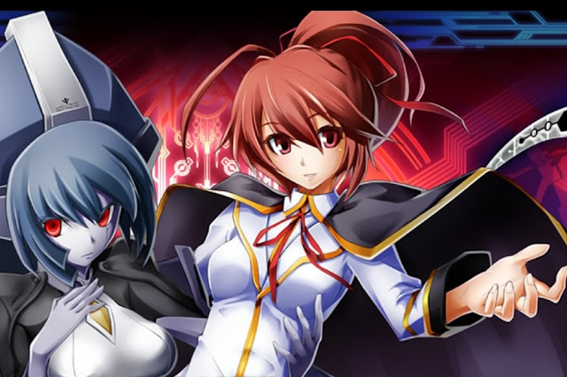 BlazBlue Chrono Phantasma EXTEND Review