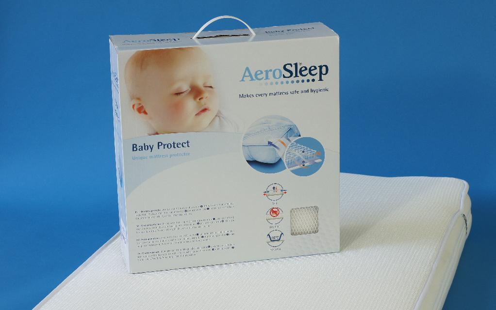 Aerosleep Matras Baby : Baby producten reviews: kan de aerosleep baby protect