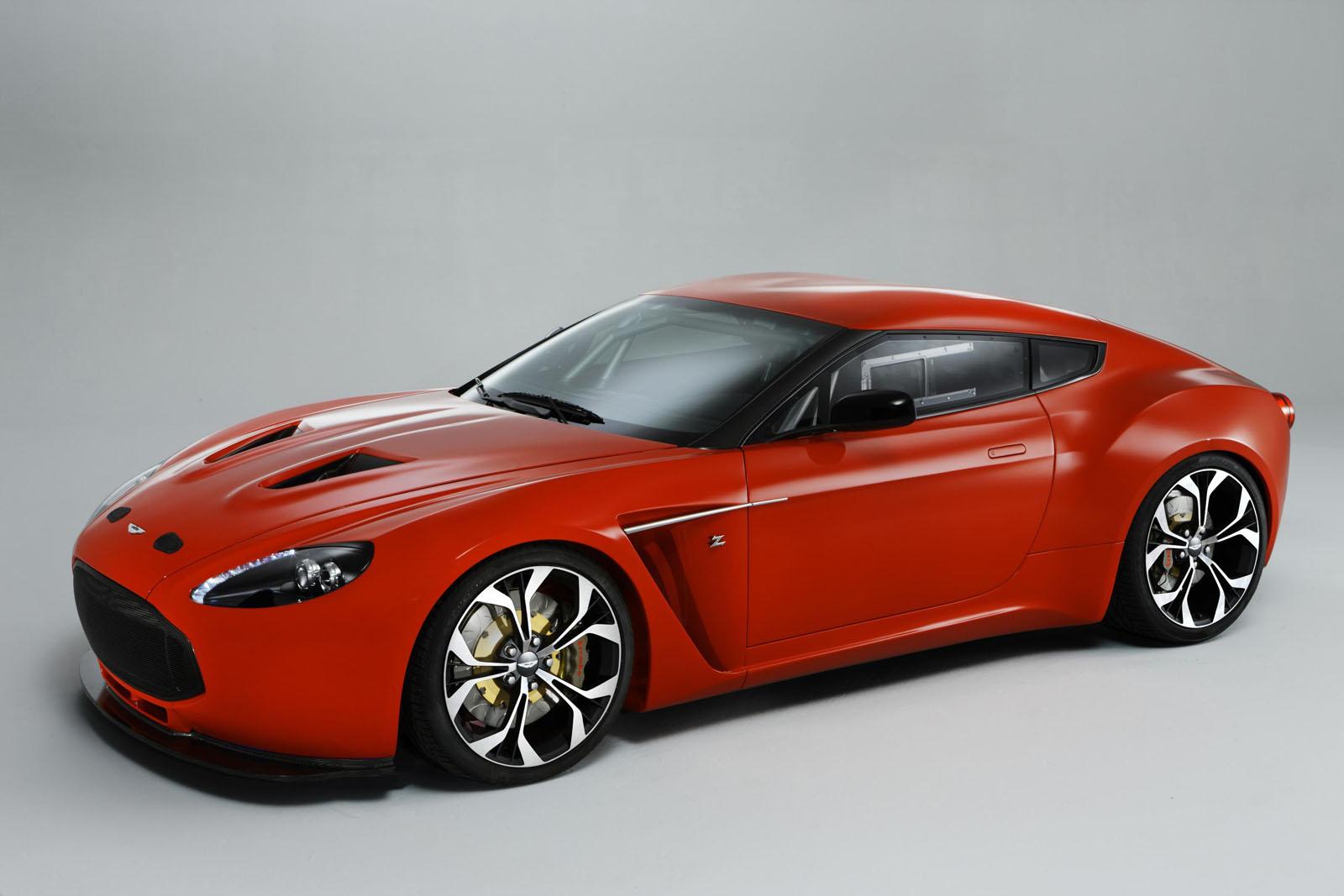 Aston Martin V12 Zagat...